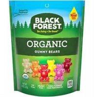 Black Forest Organic Gummy Bears - 8oz product image