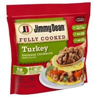Jimmy Dean Fully Cooked Turkey Sausage Crumbles product image