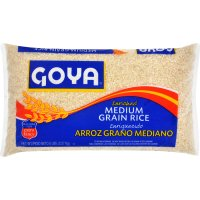 Goya Rice Enriched Medium Grain 5LB Bag product image