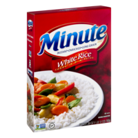 Minute Rice Instant Long Grain White 28oz Box product image