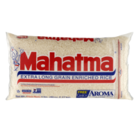 Mahatma Rice Enriched Extra Long Grain 5LB Bag product image