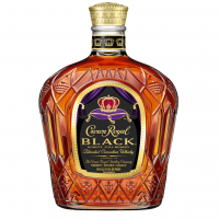 Crown Royal Black Canadian Whisky 750ml product image