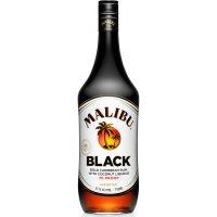 Malibu Black Caribbean Rum Coconut Liqueur 750mL product image
