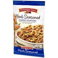 Pepperidge Farm Stuffing Herb Seasoned 14oz Bag product image