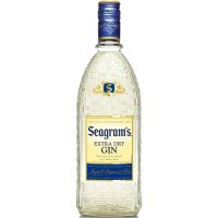 Seagrams Extra Dry Gin 750ml product image