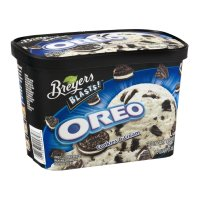 Breyers Ice Cream Cookies N Cream Oreo 1.5QT product image