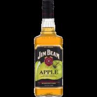 Jim Beam Apple Bourbon Whiskey 750ml product image