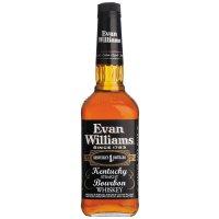 Evan Williams Black Label Bourbon Whiskey 750ml product image