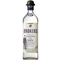 Broker's London Dry Premium Gin 750ml product image