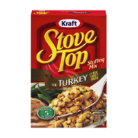 Stove Top Stuffing Mix Turkey 6oz Box product image