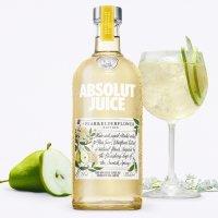 Absolut Juice Pear And Elderflower Vodka 750ml product image