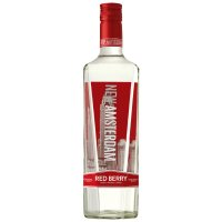 New Amsterdam Red Berry Vodka 750ml product image