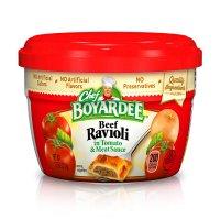 Chef Boyardee Microwave Beef Ravioli 7.5oz Cup product image
