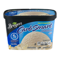 Breyers Carb Smart Ice Cream Vanilla 1.5QT product image