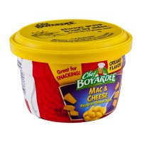 Chef Boyardee Microwave Macaroni & Cheese 7.5oz Cup product image