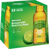Bud Light Lime 12 Pack 12oz Bottles product image