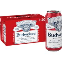 Budweiser 15 Pack 16oz Cans product image