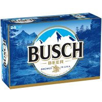 Busch 24 Pack 12oz Cans product image