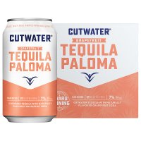 Cutwater Grapefruit Tequila Paloma 4 pack 12oz cans product image