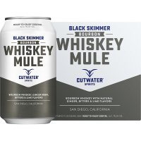 Cutwater Bourbon Whiskey Mule 4 Pack 12oz Cans product image
