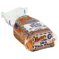Martin's Potato Bread, 100% Whole Wheat product image