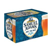 Samuel Adams Just The Haze Non Alcoholic IPA 6 Pack 12oz Cans product image