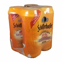 Schofferhofer Grapefruit Radler 4 Pack Cans product image