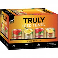 Truly Iced Tea Mix 12 pack 12oz cans product image