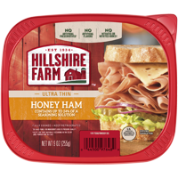 Hillshire Farm Honey Ham Ultra Thin Sliced 9oz Tub product image