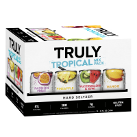 Truly Tropical Mix 12 pack 12oz cans product image