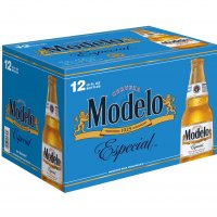Modelo Especial 12 pack 12oz Bottles product image