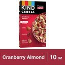 KIND Cereal Cranberry Almond Gluten Free Cereal product image