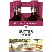 Sutter Home Sweet White Zinfandel 4 pack Wine product image
