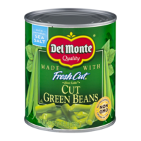 Del Monte Fresh Cut Green Beans Cut 28oz Can product image