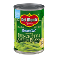 Del Monte Fresh Cut French Style Green Beans 14.5oz Can product image