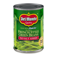 Del Monte Fresh Cut French Style Green Beans No Salt Added 14.5 product image