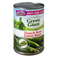 Green Giant French Style Green Beans 14.5oz Can product image