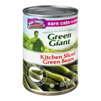 Green Giant Kitchen Sliced Green Beans 14.5oz Can product image