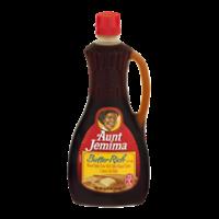 Aunt Jemima Syrup Butter Rich 24oz BTL product image