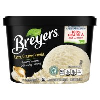 Breyers All Natural Ice Cream Extra Creamy Vanilla 1.5QT product image