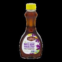 Madhava Organic Maple Agave Pancake Syrup 11.75oz BTL product image