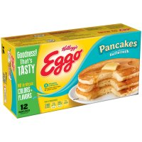Eggo Pancakes Buttermilk 12CT 16.4oz Box product image
