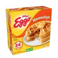 Eggo Waffles Homestyle 24CT 29.6oz. Box product image