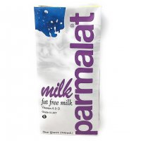 Parmalat Long Life Milk Fat Free 1QT CTN product image