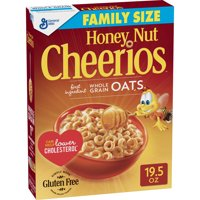 General Mills Honey Nut Cheerios 19.5oz Box product image