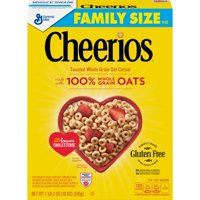 General Mills Cheerios Cereal 18oz Box product image