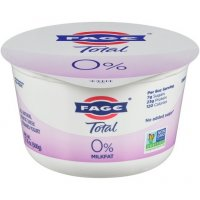 Fage Greek Yogurt Plain Nonfat 6oz Cup product image