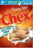 General Mills Honey Nut Chex 12.5oz Box product image