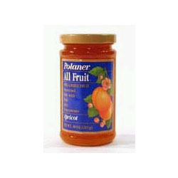 Polaner All Fruit Spreadable Apricot 15.25oz Jar product image
