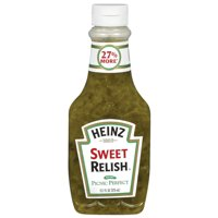 Heinz Relish Sweet 12.7oz SQZ BTL product image